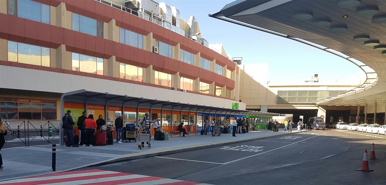 We are happy to present utopia at madrid s airport team - Utopia madrid ...