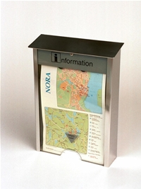 Pamphlet box