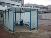 Favorit Smoking shelter