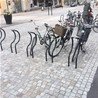 Bicycle stand Arc, Karlskrona