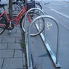 Bicycle stand Tube